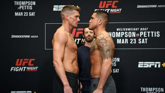 UFC Nashville live stream: how to watch Thompson vs Pettis from anywhere