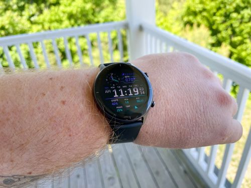 Amazfit GTR 2e Review: Another practice in fantastic tracking and boring RTOS