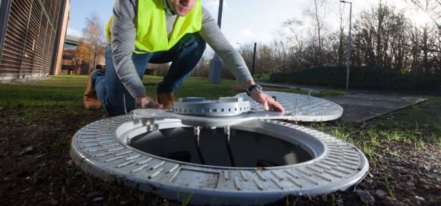 Vodafone to use manhole covers to improve 4G and 5G
