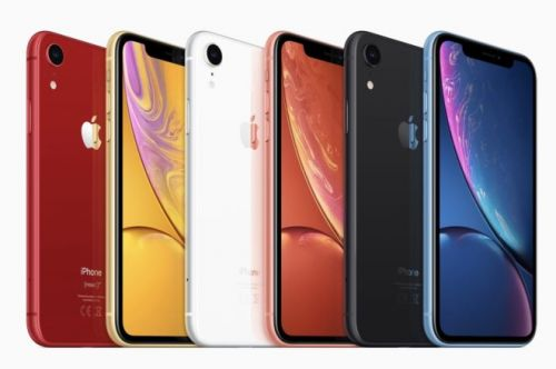 Le vice-président marketing d'Apple explique les qualités de l'iPhone XR