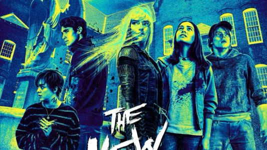 New IMAX Poster Art For THE NEW MUTANTS as Disney Holds Firm on Theatrical Release Date