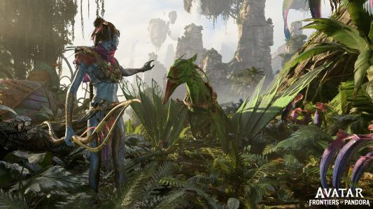 Ubisoft Avatar game is the first real surprise of E3 2021
