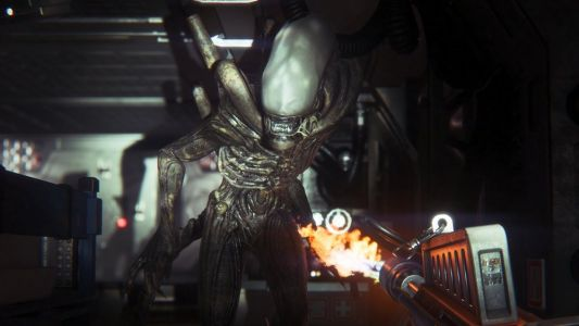 There's a New ALIEN Video Game Be Developed Set in the Cinematic Universe