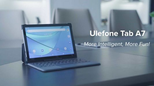 Ulefone Tab A7 Is The Company's Very First Tablet