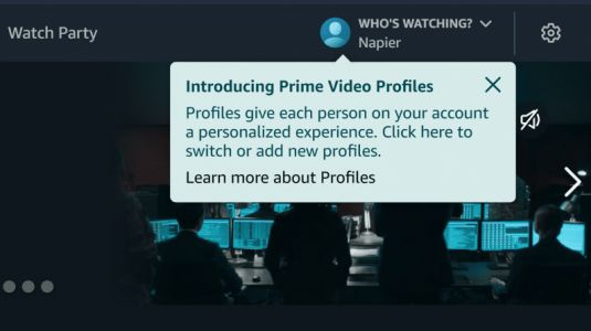 Amazon Prime Video finally rolls out user profiles globally