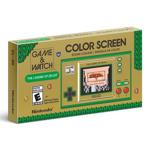 Where To Preorder Game & Watch: The Legend Of Zelda