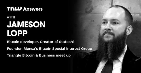 Put your Q in Bitcoin dev Jameson Lopp's Answers session
