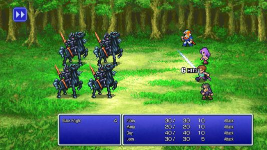 Final Fantasy Pixel Remasters are out and fans are already fixing the fonts