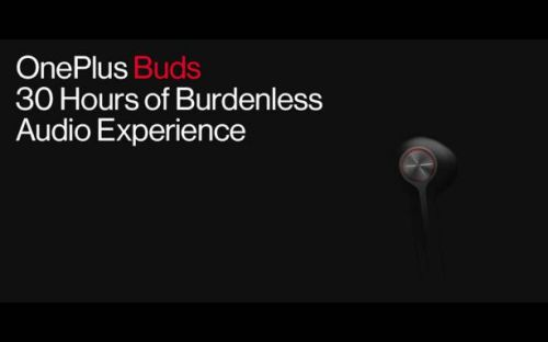OnePlus Buds promised to have 30-hour battery life with a catch