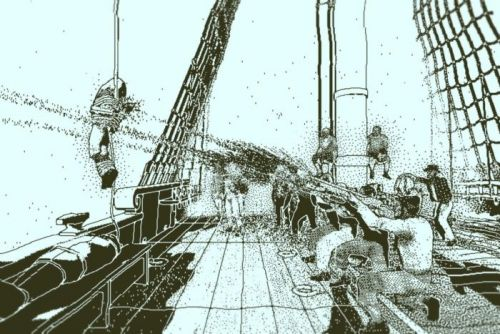 Return of the Obra Dinn review: A phenomenal detective story invoking old Macintosh adventures