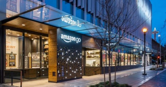 Amazon's cashier-less grocery store opens to the public today