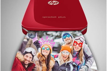Amazon cuts 33% off on the HP Sprocket Photo Printer for Prime Day