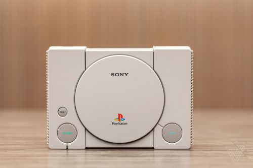 The PlayStation Classic has already been hacked to run games off a USB drive