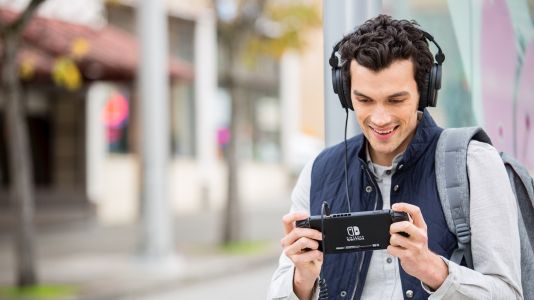 Surprise! Nintendo Switch now supports some wireless USB headsets