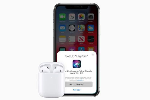 Apple AirPods 2 are official: 'Hey Siri, give me longer battery life and a wireless charging case'