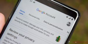 Google makes it easier to check up on your account security, data and privacy
