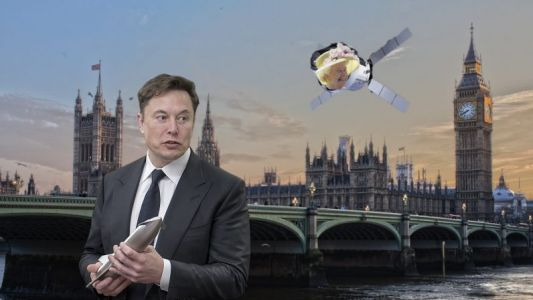 The UK just paid $500M to battle Musk in the internet-from-space race - cos Brexit