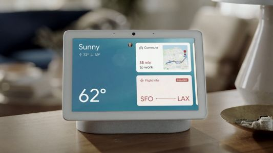 Google is rolling out a more personalized interface for its smart displays
