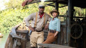 The Rock's 'Jungle Cruise' hitting Disney+ and theatres in Canada in July