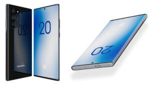 New Galaxy Note 20 Ultra renders reveal boxy design with curved corners