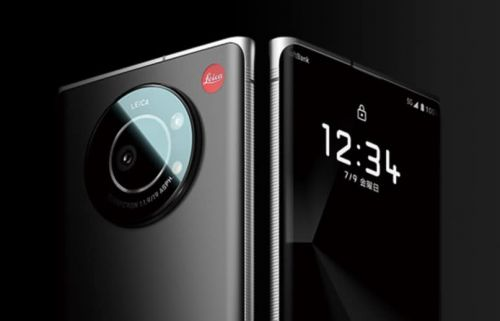 Leica Releases A Snapdragon 888-Powered Phone But You May Not Be Able To Buy It