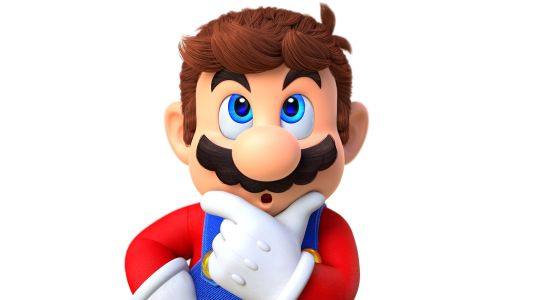 Charles Martinet wants to voice Mario for the rest of his life