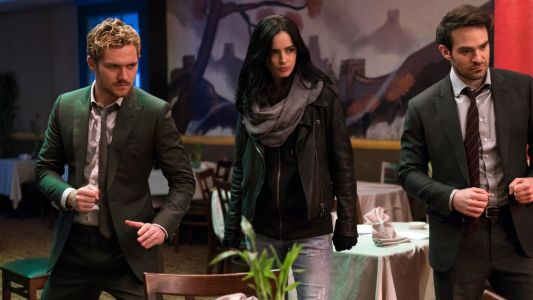 Data Suggest THE DEFENDERS Might Be The Least Watched Marvel Netflix Show