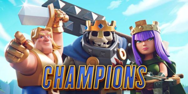 Clash Royale adds new Champions and lower upgrade costs in latest content update