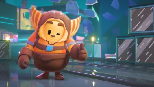 A Ratchet and Clank event kicks off in Fall Guys from July 26