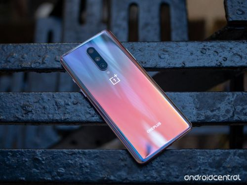 T-Mobile's OnePlus 8 starts receiving its first OxygenOS update