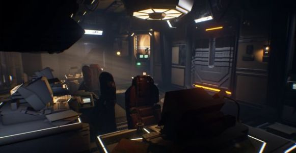 In Tartarus you play a cook on a broken spaceship