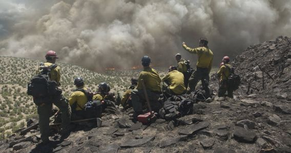 ONLY THE BRAVE Is A Powerful Tribute To Real American Heroes - One Minute Movie Review
