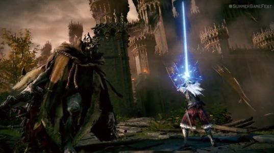 Elden Ring trailer revealed with a January 2022 release date