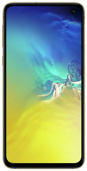 Canary Yellow Galaxy S10e Renders Leak Along With New Camera Info