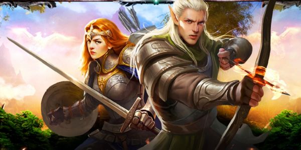 Fantasy strategy game The Third Age gets a new update adding new hero and PvP changes