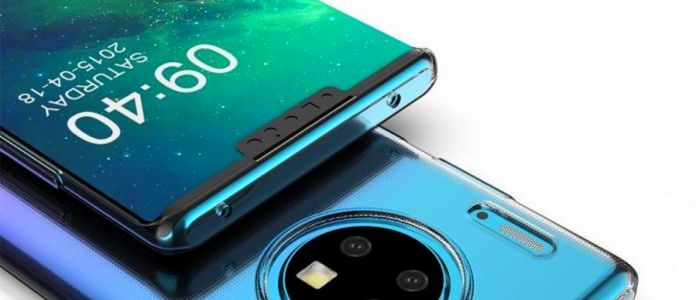 A new leak of Huawei Mate 30 suggests new face recognition feature