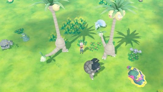 Pokemon: Let's Go Pikachu And Eevee's Pokemon Go Connectivity Further Detailed