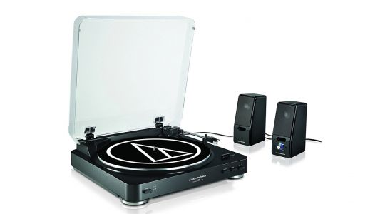 Should I buy the Audio-Technica AT-LP60 Fully Automatic Belt-Drive Stereo Turntable with SP121BK Active Speaker?